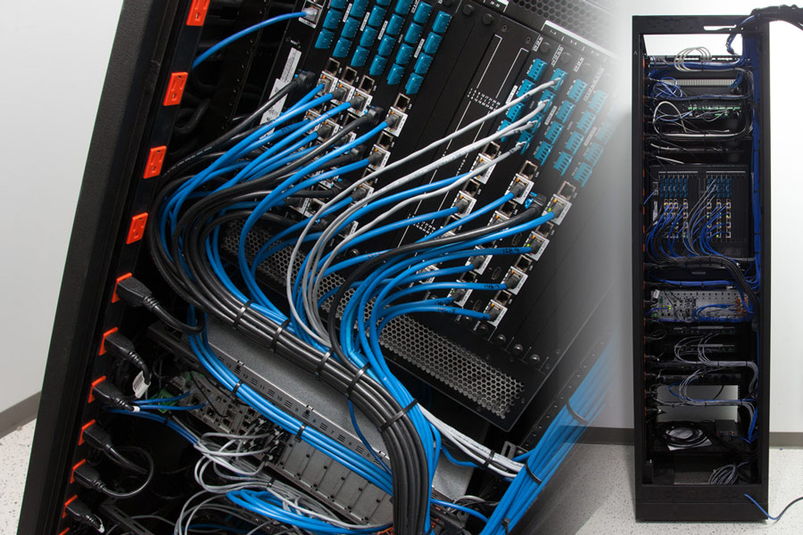 Ciena Rack Mounted Components